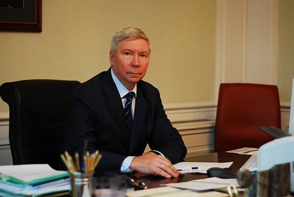 КОМОГОРОВ Виктор Иванович