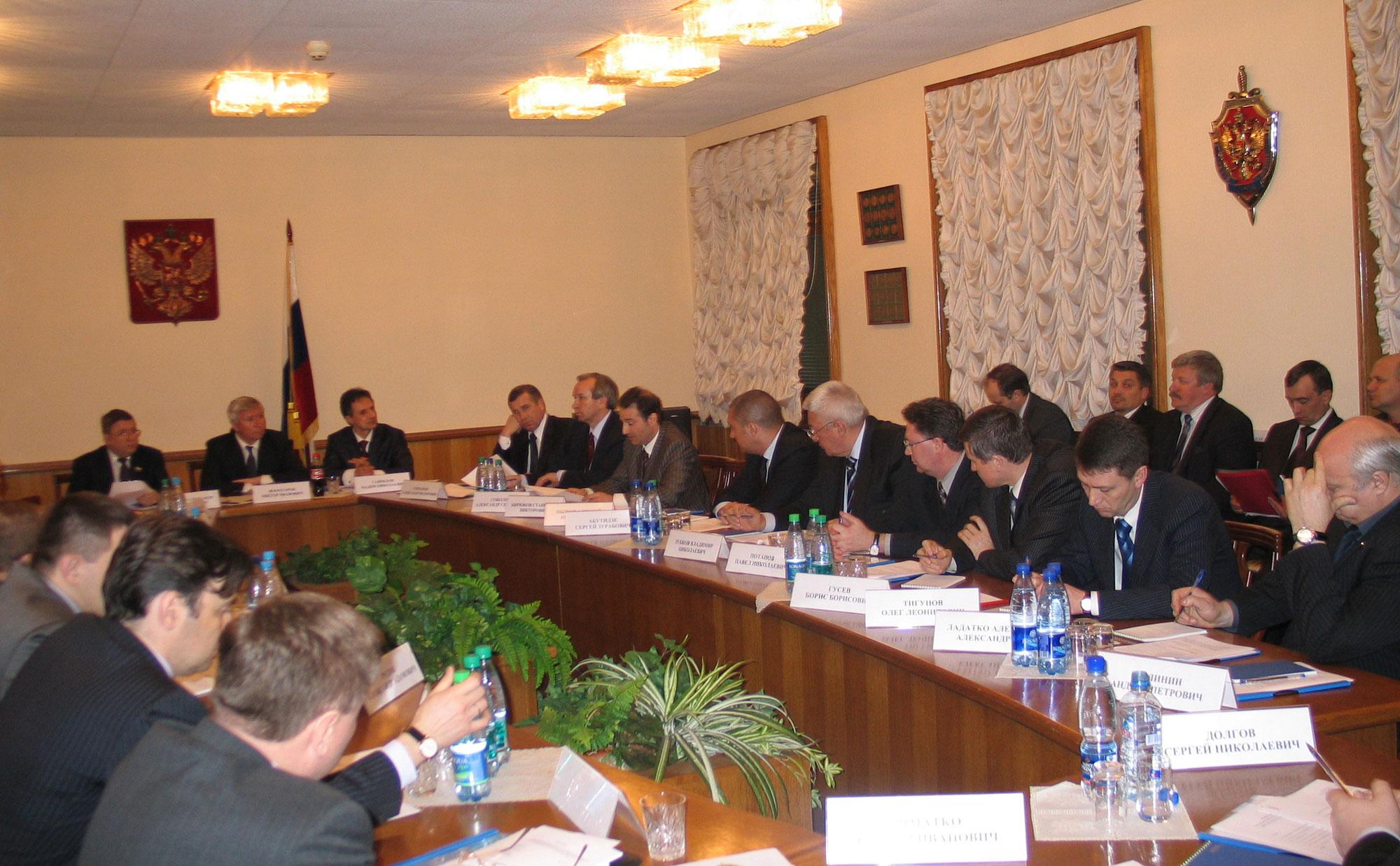на-IV-заседании-Попечительского-совета-в-зале-заседаний-ФСБ-России